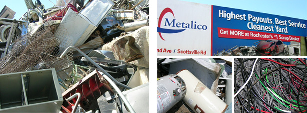 Metalico Difference